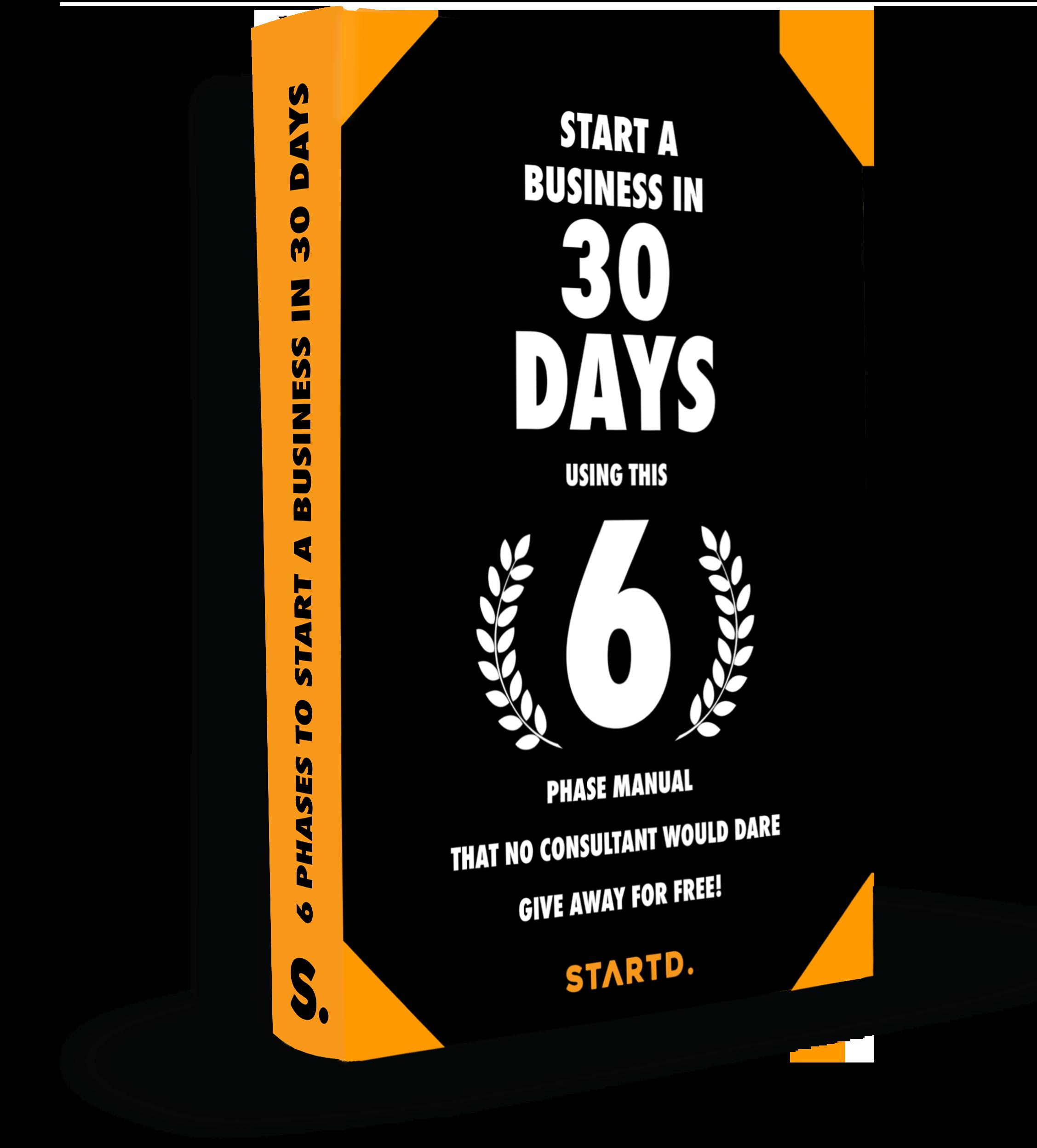 startd startup manual